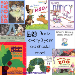10 Books every Preschooler Must Read