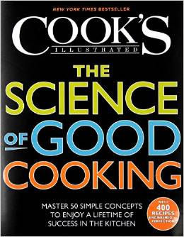 Amazon - The Science of Good Cooking