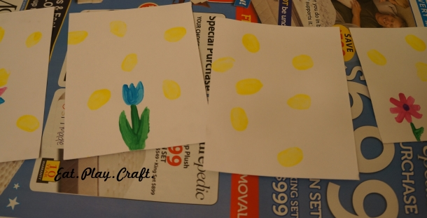 DIY Bumble Bee Card