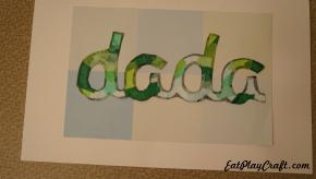 DIY Father's DayCard